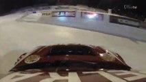 A bord de la Mini de Jean-Philippe Dayraut à Super Besse