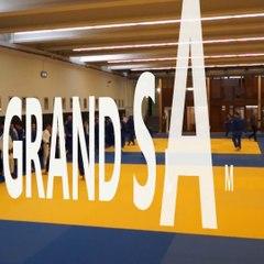 Juste un peu avant le Grand Slam de Judo 2014