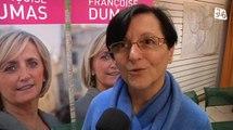 Elections municipales : Une communiste sur la liste de la candidate socialiste Françoise Dumas