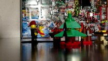 Lego Creations, Lego Creation Advent Calendar Day 12 , a new creation for 25 days