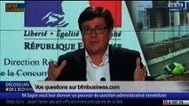 Les inspecteurs du travail/patrons: l'incompréhension ?, dans Les Décodeurs de l'éco - 03/02 3/5