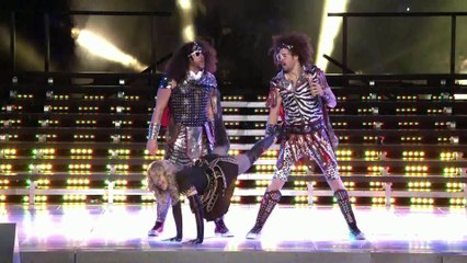 Madonna - Live (Super Bowl XLVI Halftime Show 2012) 1080i HDTV
