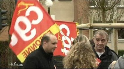 Discriminations salariales : La grogne de syndicalistes