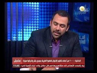 السادة المحترمون: تصريحات السفير الروسي بالقاهرة حول مستقبل العلاقات المصرية الروسية