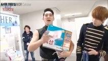 Super Junior Super Show 5 Tokyo Demo DVD - Yakalama Oyunu [Türkçe Altyazılı - Turkish Sub]