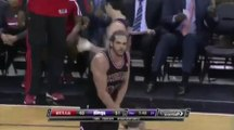 Joakim Noah insulte des arbitres en NBA