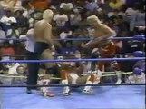 Arn Anderson, Bobby Eaton & Larry Zbyszko vs. Dustin Rhodes, Ricky Steamboat & Nikita Koloff (2/3 Falls) (WCWSN 5.23.92)