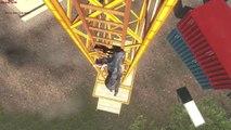 Simulateur de chèvre (Gameplay)