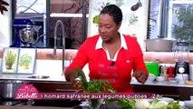 #babette -  Cassolette de homard au safran et légumes oubliés - [02/02/2014]