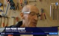 Reportage Numerifab Bras-sur-Meuse France 3 Lorraine