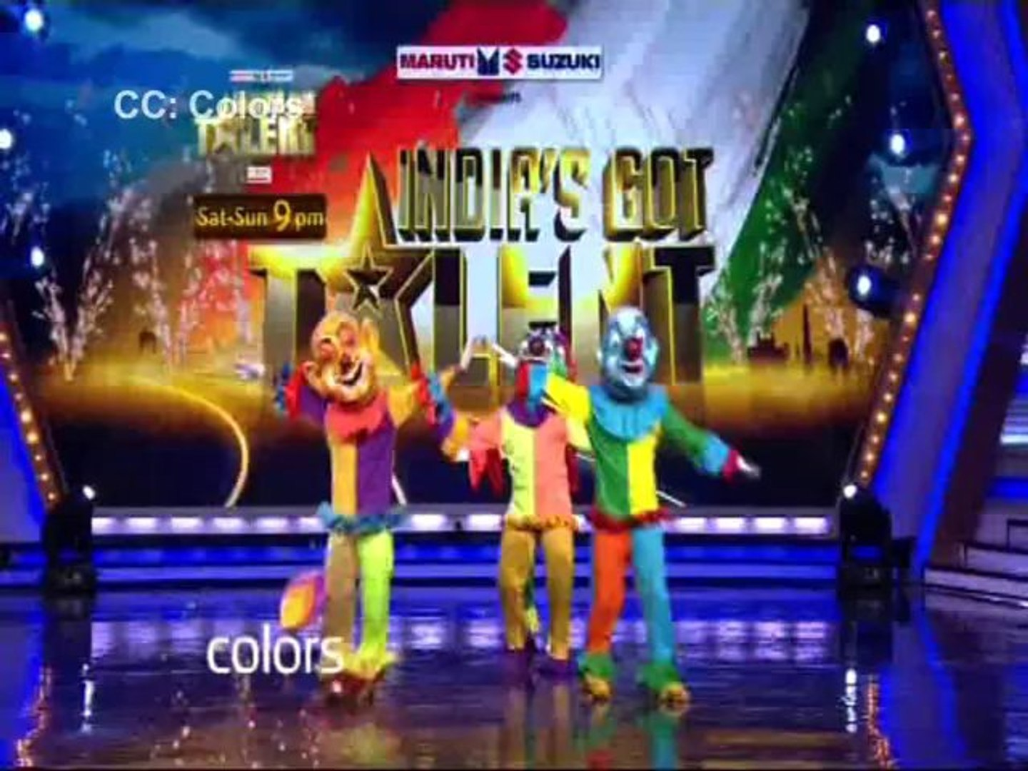 Extreme talents of India's Got Talent