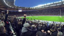 RUGBY FRANCE ANGLETERRE 2014 Tournoi des 6 Nations Stade de france GoPro HD
