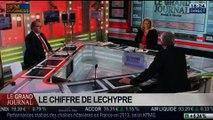 E. Lechypre: L'effet de la mesure 39 heures payées 35 heures – 04/02