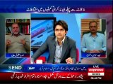 EXPRESS To The Point Shahzaib Khanzada with Haider Abbas Rizvi (04 Feb 2014)