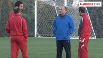 Tekden Denizlispor'da Bucaspor maçı hazırlıkları