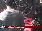 """Mister You feat Nej """" Emmène-moi"""" en live dans Planète Rap"""