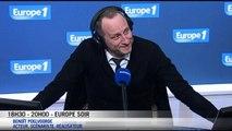 """Benoît Poelvoorde : """"un César manque à mon bonheur en tant qu'acteur"""""""