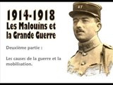 Les Malouins et la Grande Guerre : Les causes de la guerre et la mobilisation.