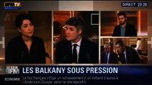 Le Soir BFM: Pourquoi Patrick Balkany s'emporte-t-il face à la caméra de BFMTV ? - 04/02 5/6