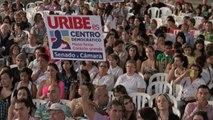 Colombian former President Uribe running for Senate