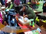 En Juliaca, doscientos proyectos - en promedio - participarán en la segunda etapa de la Feria Escolar Nacional de Ciencia y Tecnología, FENCYT.