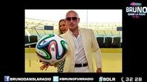 """La première version de """"We are one"""" de Pitbull pour l'hymne de la prochaine coupe du monde de football"""