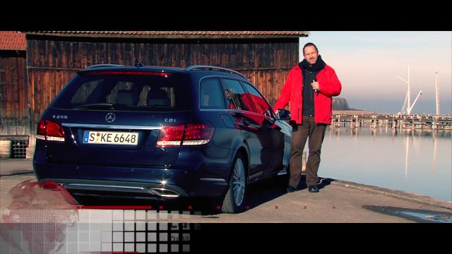 MercedesE 250 CDI T-Modell: Der Perfektionist - Test & Fahrbericht