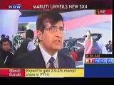 Maruti Suzuki unveils SX4 S-Cross, Ciaz
