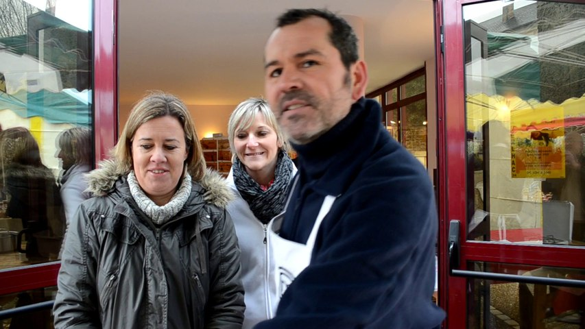 2014 02 02 Philippe Mesuron, master chef