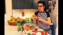 Adela's Kitchen - Mexican Lentil Stew - the best cooking channel recipe on the food network!