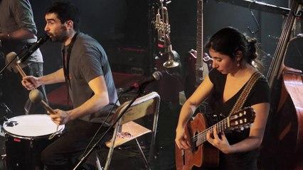 Les Ogres de Barback - Dos miné [live]