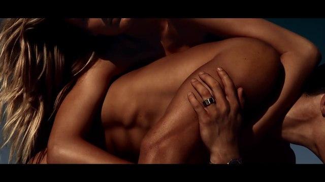 Edita Vilkeviciute & Matt Terry for Calvin Klein Watches & Jewelry Spring/Summer 2014 Campaign