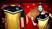 Les nouveaux maillots Nike des clubs brésiliens aux couleurs du Brésil !