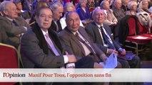 Le 18h de L'Opinion : Manif Pour tous, l'opposition sans fin