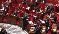[ARCHIVE] Réforme des rythmes scolaires : réponse de Vincent Peillon au député Jacques Lamblin lors des questions au Gouvernement à l'Assemblée nationale, le 4 février 2014