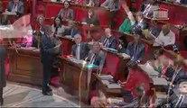[ARCHIVE] Refondation de l'École: réponse de Vincent Peillon à la députée Dominique Orliac lors des questions au Gouvernement à l'Assemblée nationale, le 5 février 2014