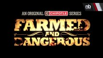 """LARRY TAKES ON BUCK: Legend Larry King Interviews GMO Spin Master Buck Marshall as """"Farmed and Dangerous"""" Set to Air"""