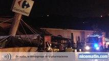 Carrefour Nice-Lingostière: le témoignage d'une employée de la pharmacie