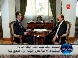 لقاء هشام جنينة على قناة ام بي سي مصر