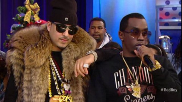 "FRENCH MONTANA ft DIDDY & RICK ROSS & CHINX DRUGZ & LIL DURK & JADAKISS & JOHNNY MAY CASH "" Paranoid "" (Official Remix 2014)."