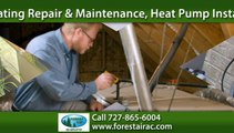 Clearwater Air Conditioning | Forest Air Conditioning & Heating