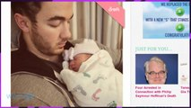 """Kevin Jonas Is """"So In Love With"""" His Newborn Daughter, Alena"""