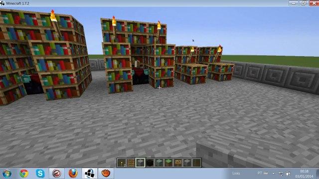 Minecraft - Meu Primeiro Video