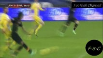 Roma 3-2 Napoli - Roma vs Napoli 3-2 All Goals Highlights 05/02/2014