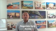 Negotiating Early Access When Buying an Investment Property -  Buyers agents
