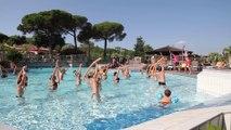 Sports et Activités Camping Yelloh! Village Les Tournels à Ramatuelle - Saint-Tropez - Var - Côte d'Azur - Méditerranée