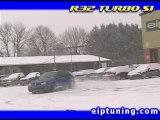 Golf 4 R32 bi-turbo EIP toupie