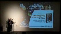 Conférence d'Yves Coppens aux Mystères du XXIe siècle
