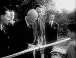 Saint-Dizier dans les actualités françaises 1953 Maurice Lemaire ministre de la reconstruction inaugure Saint-Dizier le neuf