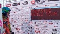 FWT14 - Run of Lorraine Huber - Fieberbrunn staged in Kappl/Tirol